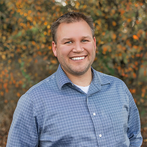 Dr. Nathan Morgan who is a dentist in Rochester, WA