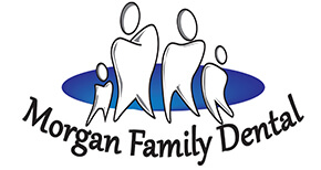 Morgan Family Dental Mobile Logo